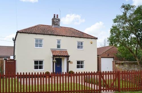 Dog Friendly Cottages - Church Farm House