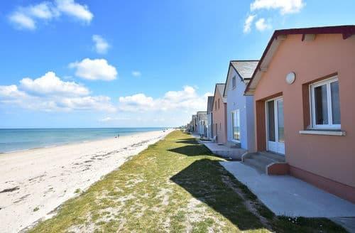 Last Minute Cottages - Beach House Pieds dans l eau 4 pers