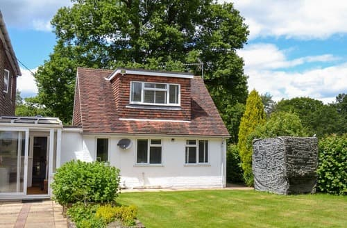 Last Minute Cottages - The Annexe at Hards Farmhouse