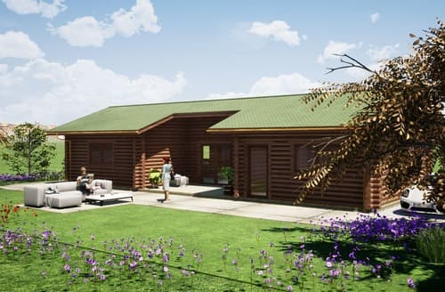 Dog Friendly Cottages - Hunters Lodges