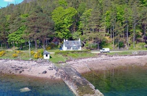 Big Cottages - Lochside Cottage - UK11711