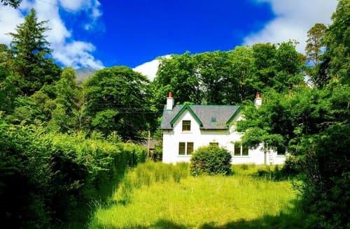 Big Cottages - Corry Lodge - UK11713