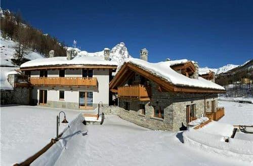 Last Minute Cottages - Maison Cervinia 1
