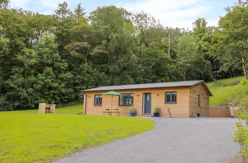 Dog Friendly Cottages - Ryedale Country Lodges - Hazel Lodge