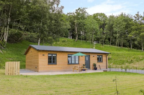 Dog Friendly Cottages - Ryedale Country Lodges - Willow Lodge