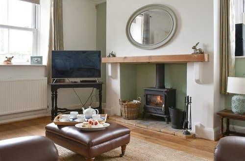Dog Friendly Cottages - Hayburn Beck Farmhouse - UK12150