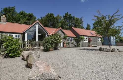 Last Minute Cottages - Drumhead Bothy