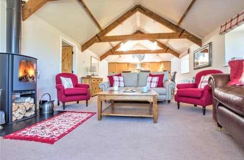 Last Minute Cottages - The Hayloft at Chatton