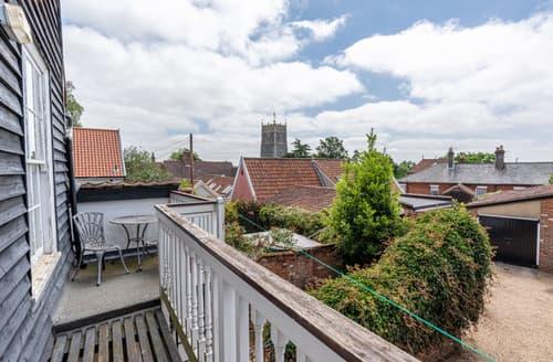Last Minute Cottages - 11a Theatre Street, Woodbridge