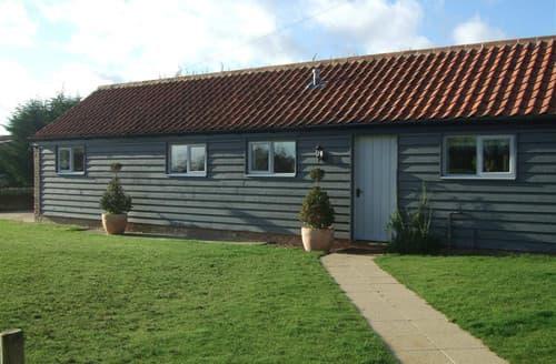 Last Minute Cottages - Stackyard Annex