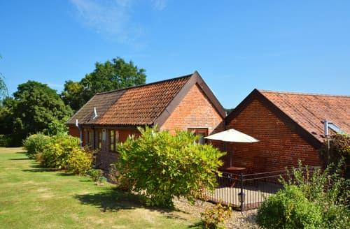 Last Minute Cottages - Elmers Barn