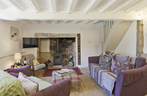 Last Minute Cottages - Meadowsweet