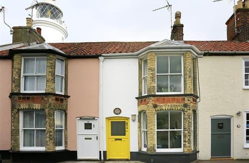 Dog Friendly Cottages - 16 St James Green