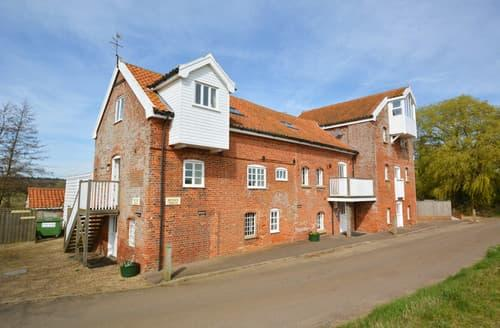 Last Minute Cottages - Aldeburgh and Woodbridge at Butley Mill