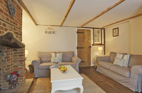 Last Minute Cottages - George Green's Cottage
