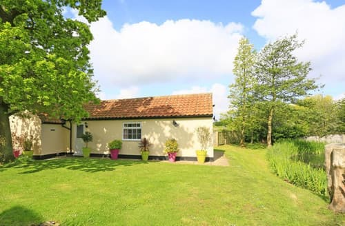 Last Minute Cottages - The Lodge Thatched House