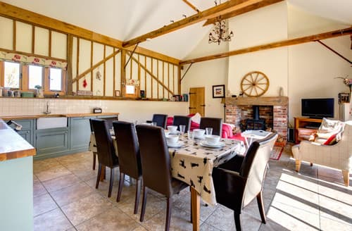 Last Minute Cottages - Wheat Barn