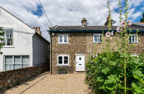Last Minute Cottages - Caines Cottage