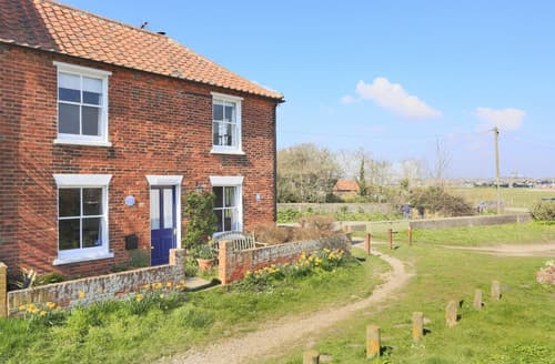 Last Minute Cottages - Ferry Knoll