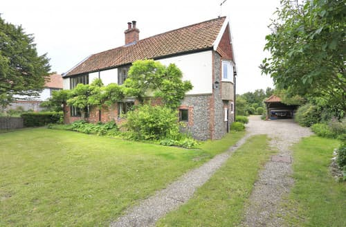 Last Minute Cottages - Old Farm