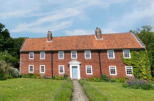 Last Minute Cottages - Four Marsh End