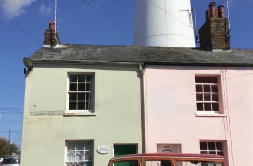Last Minute Cottages - Shrimpers