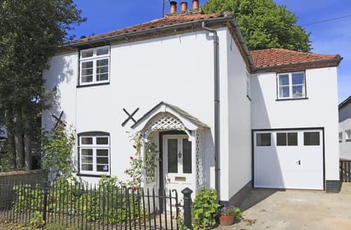 Last Minute Cottages - Satis Cottage