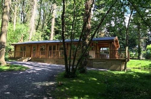 Last Minute Cottages - Woodland Hideaway