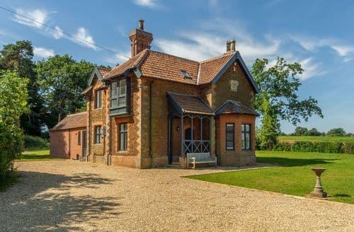 Last Minute Cottages - Keepers Cottage (Norfolk), Middleton