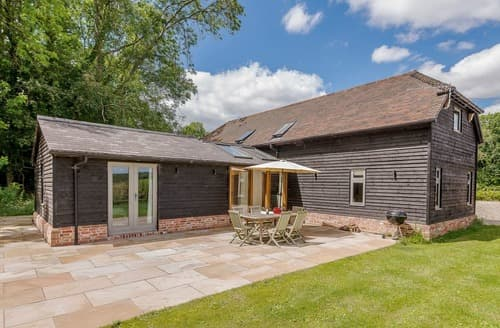 Last Minute Cottages - Strides Barn