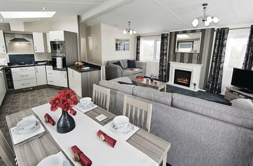 Last Minute Cottages - Carrick View Lodge 3 Spa