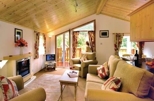 Last Minute Cottages - Tima Log Cabin