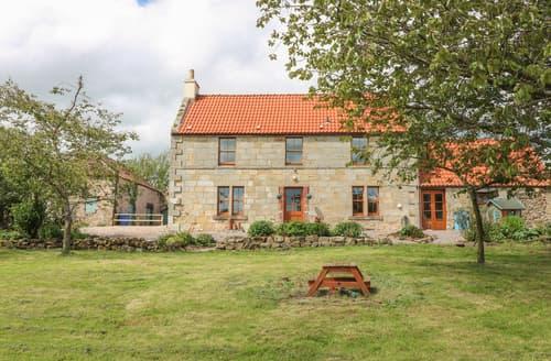 Last Minute Cottages - Burnside of Letham Farm