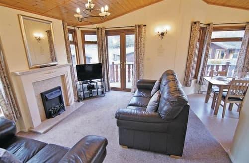Last Minute Cottages - Great Gable Lodge