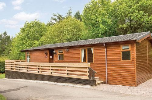 Last Minute Cottages - Longnor Wood Lodge 2