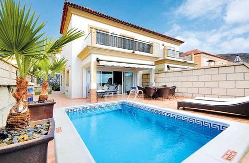 Last Minute Cottages - Sunshine Villa
