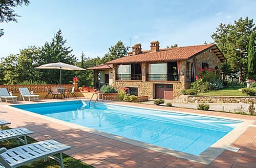 Last Minute Cottages - Colle Campana