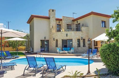 Last Minute Cottages - Andreas Villa