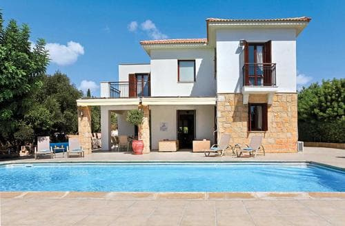 Last Minute Cottages - Aphrodite Hills Superior 85