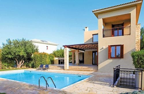 Last Minute Cottages - Aphrodite Hills Superior 86