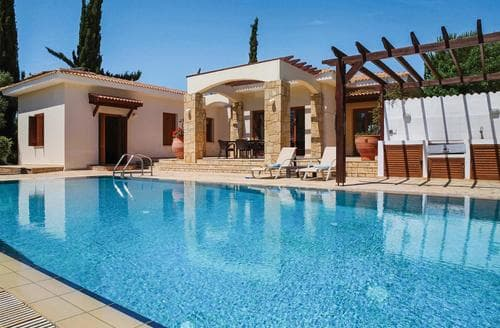 Last Minute Cottages - Aphrodite Hills Superior 242