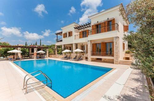 Last Minute Cottages - Aphrodite Hills Elite 151