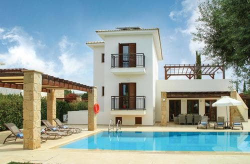 Last Minute Cottages - Aphrodite Hills Superior 340
