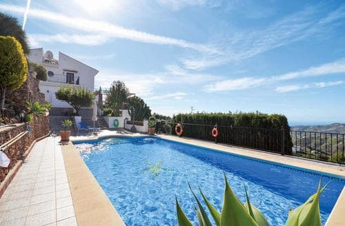 Last Minute Cottages - Cortijo El Nino