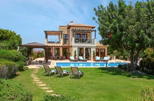 Last Minute Cottages - Aphrodite Hills Superior 336