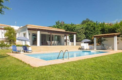 Last Minute Cottages - Villa Christiana