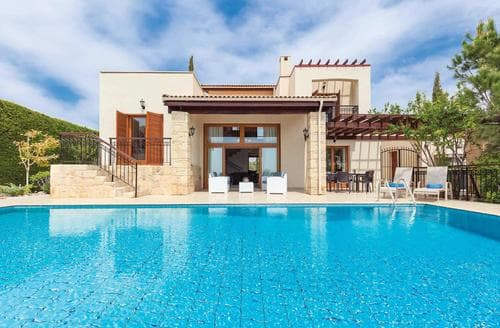 Last Minute Cottages - Aphrodite Hills Superior 95