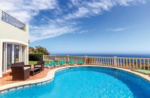 Last Minute Cottages - Villa Vista Mar