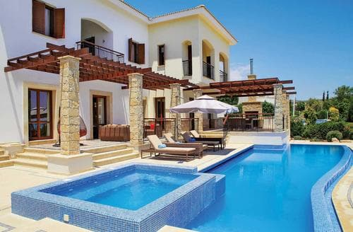 Last Minute Cottages - Aphrodite Hills Elite 264