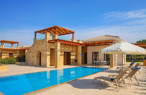 Last Minute Cottages - Aphrodite Hills Superior 367